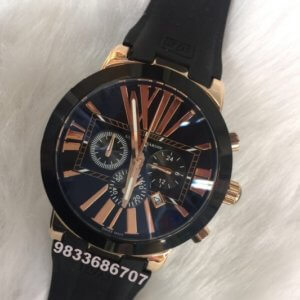 Ulysse Nardin Executive Chronograph Black Men's Watch