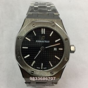 Audemars Piguet Royal Oak Silver Swiss Automatic Watch
