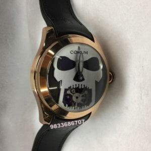 Corum Bubble Skull Tourbillon Automatic Men's Watch
