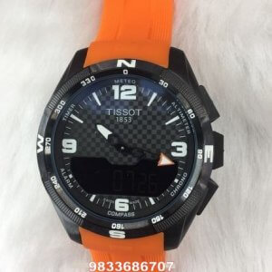 Tissot T-Touch Solar Orange Men's Watch