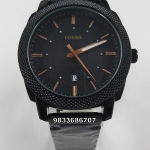 Fossil Black Chronograph Watch