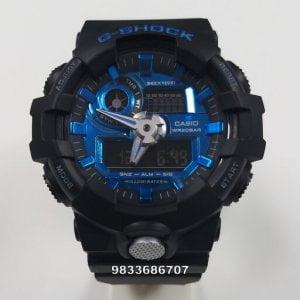 Casio GShock Blue Dial Watch