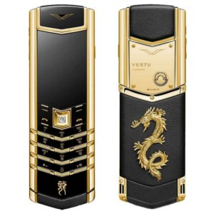 Vertu Signature Drago Gold Limited Edition