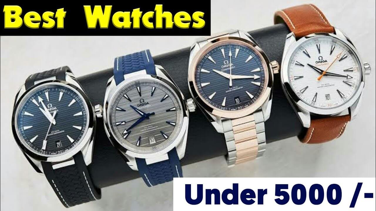 Read more about the article Buy Best Watches under 5000 INR