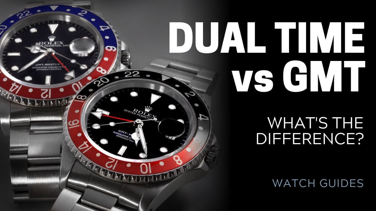 Read more about the article GMT vs. Dual Time Watches: The Battle of the Time Zones