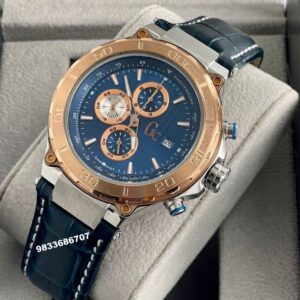 G C Bold Sport Chronograph Blue Dial Men's Watch