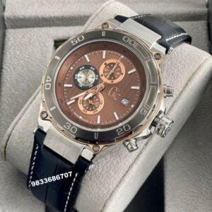 G C Bold Sport Chronograph Brown Dial Men's Watch