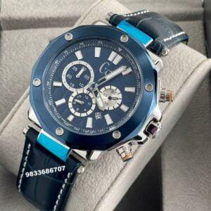 G C Spirit Chronograph Black Dial Men's Watch