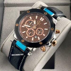 G C Spirit Chronograph Brown Dial Men's Watch