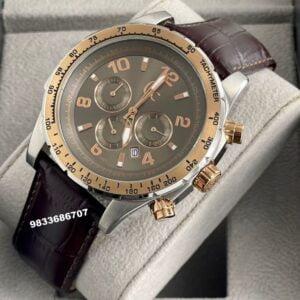G C Spirit Chronograph Grey Dial Men's Watch
