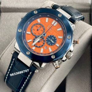 G C Spirit Chronograph Orange Dial Men's Watch